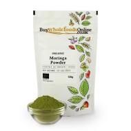 Orgaaniline moringa on konkurentsitult kõige kõrgema ORAC-i (oxygen radical absorbance capacity)ehk antioksüdantse väärtusega taim maailmas. Moringa kõrvaltoimeid pole teada, küll aga sobib see suurepäraselt põletikuvastase toidusedeli osaks.  Kasutamine: lisage moringat 1/2-1 tl smuutisse või mahlale.  Pakis on 125 g orgaanilist moringa pulbrit.