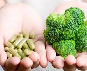 brokkoli ja kapslid