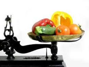 tasakaalustatud toitumine kaalul