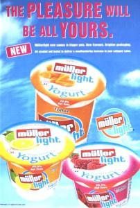 light jogurt